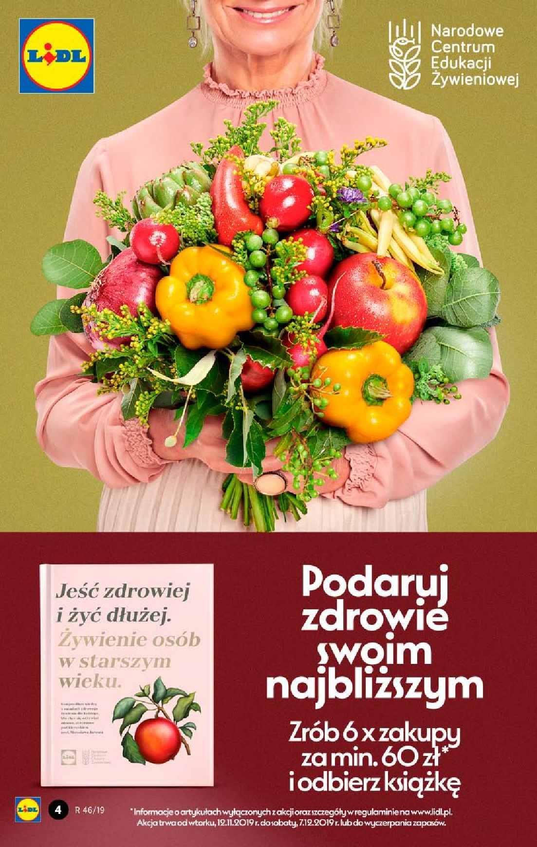 Gazetka promocyjna Lidl do 16/11/2019 str.4