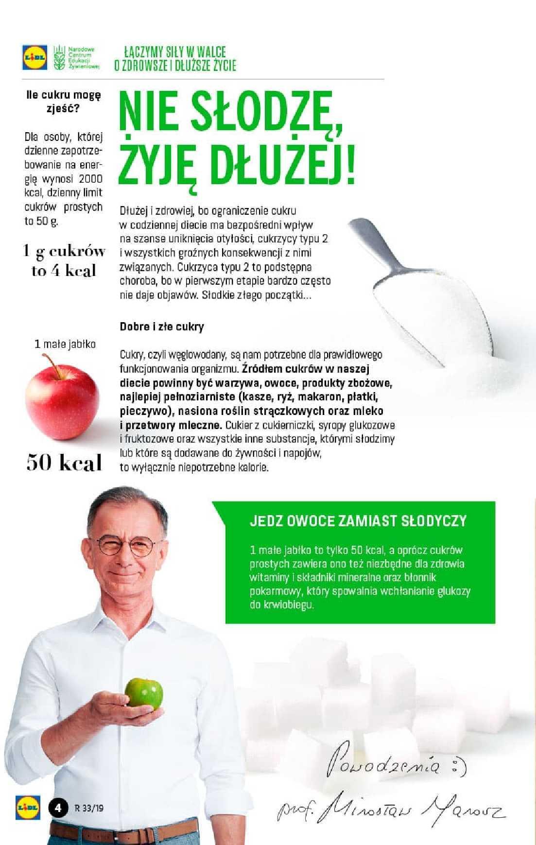 Gazetka promocyjna Lidl do 17/08/2019 str.3