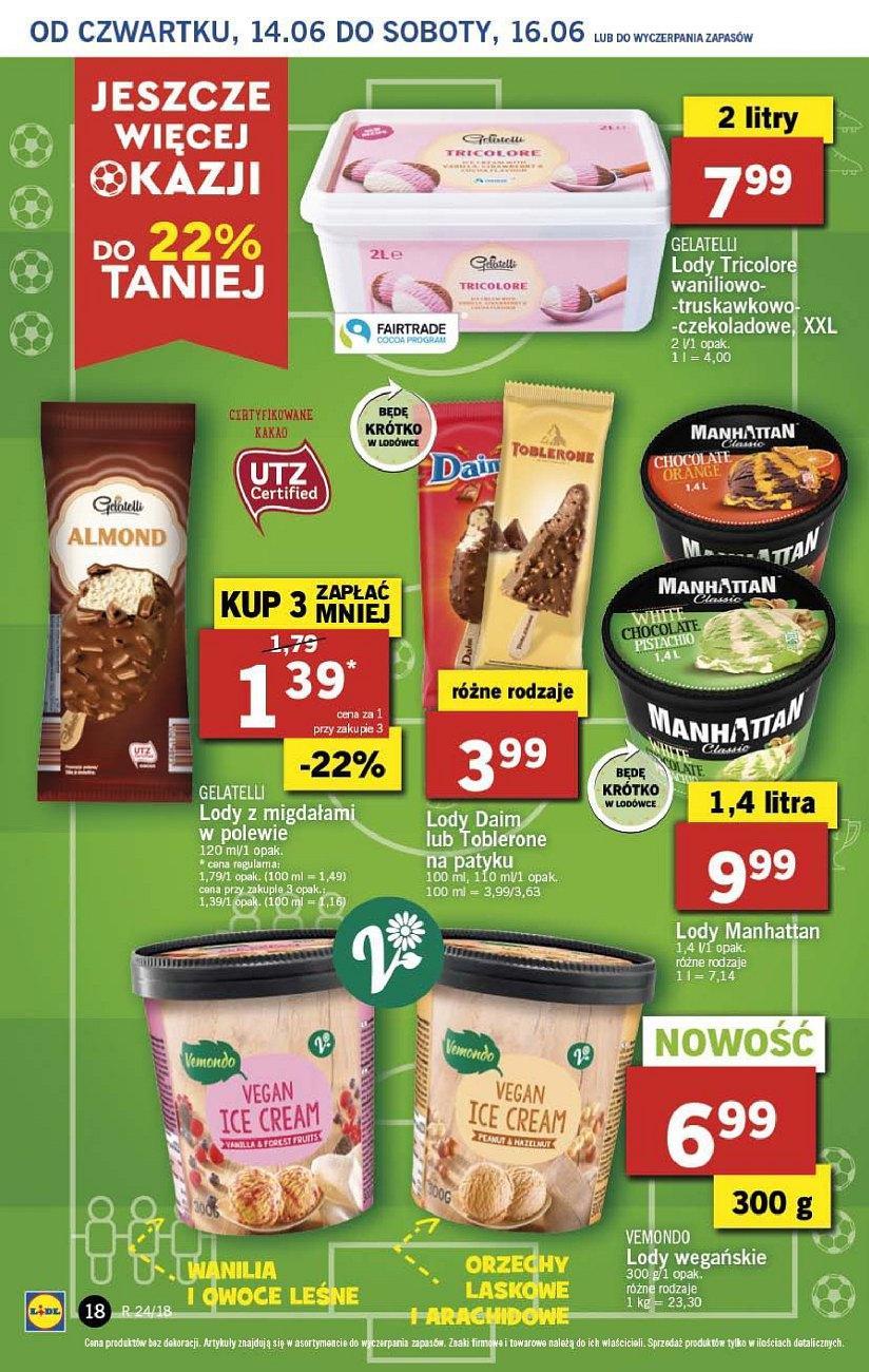 Gazetka promocyjna Lidl do 16/06/2018 str.18