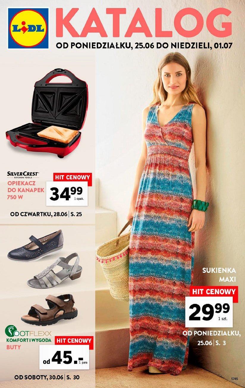 Gazetka promocyjna Lidl do 01/07/2018 str.1