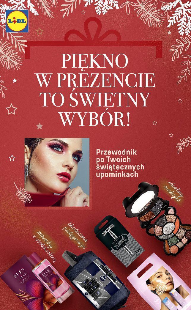 Gazetka promocyjna Lidl do 24/12/2020 str.1