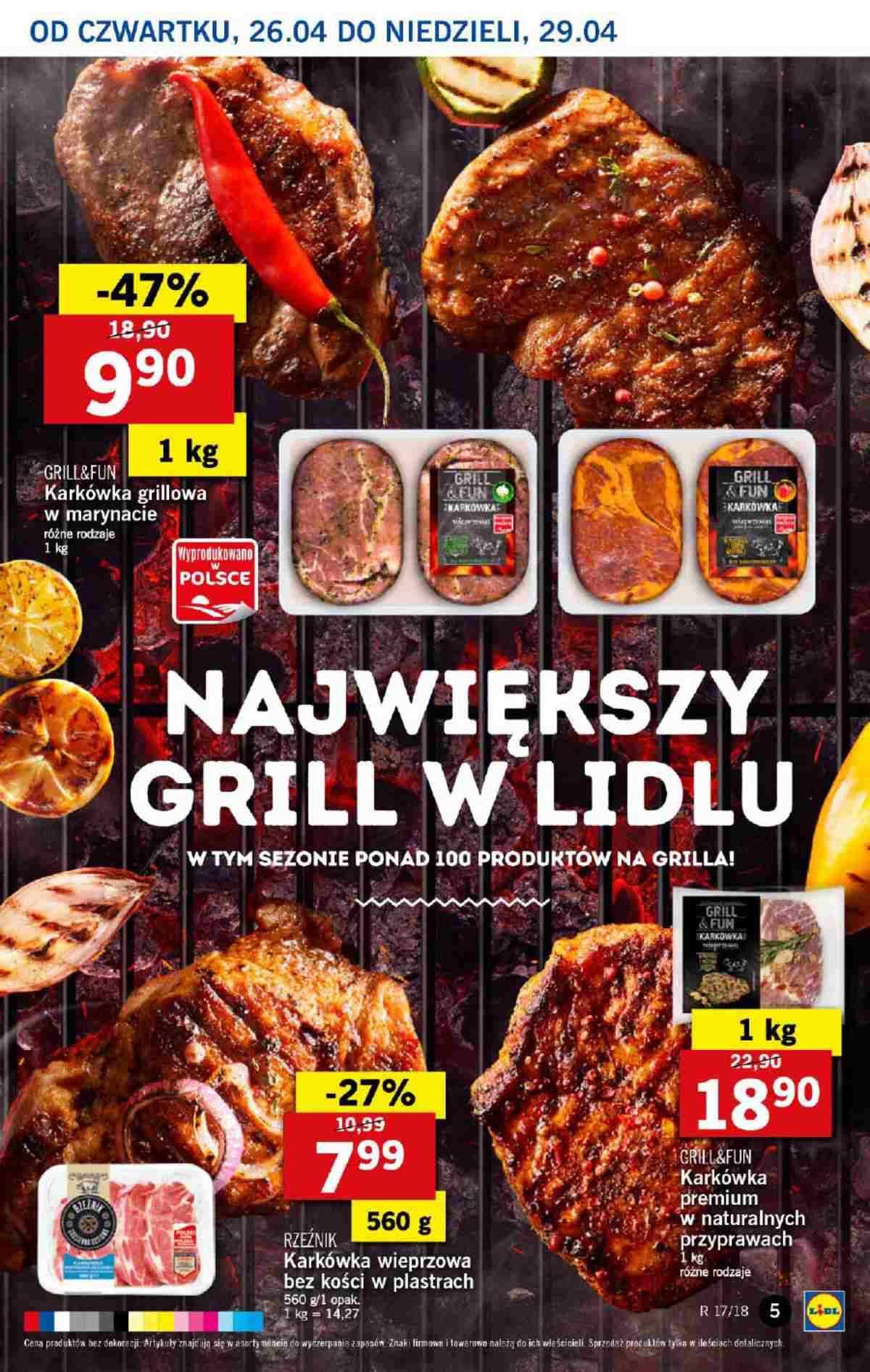 Gazetka promocyjna Lidl do 29/04/2018 str.4