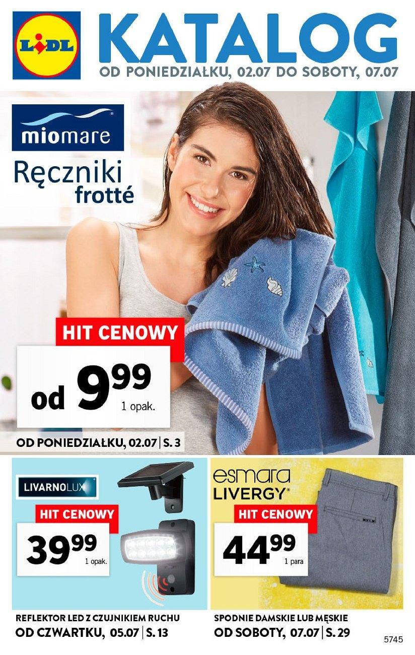 Gazetka promocyjna Lidl do 07/07/2018 str.0