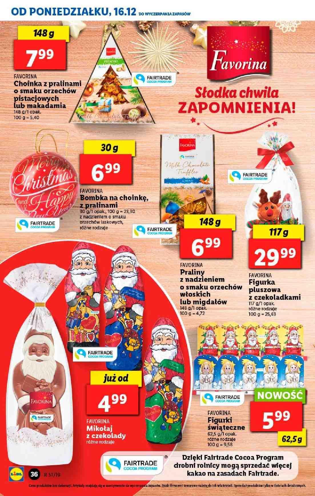 Gazetka promocyjna Lidl do 18/12/2019 str.36