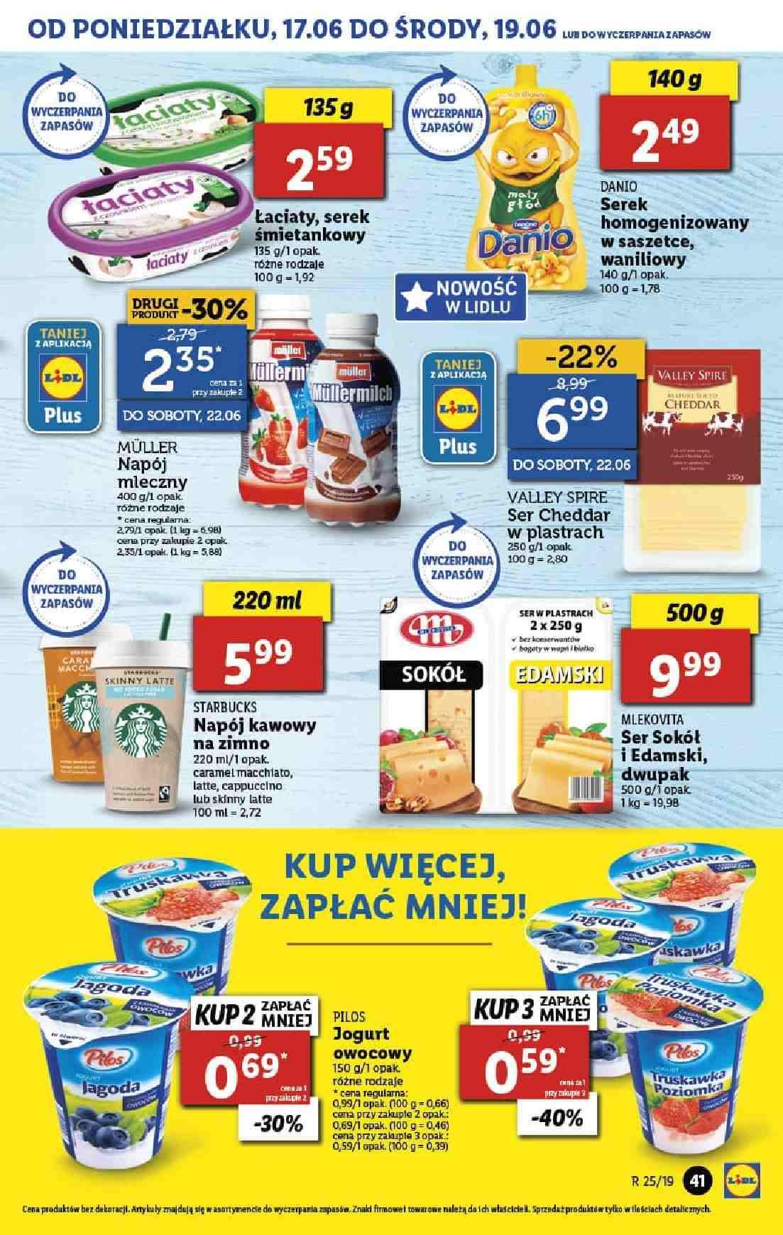 Gazetka promocyjna Lidl do 26/06/2019 str.41
