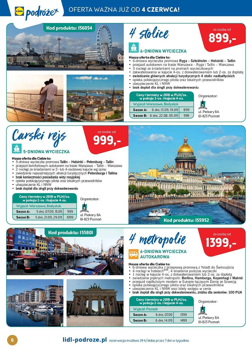 Gazetka promocyjna Lidl do 01/07/2018 str.6