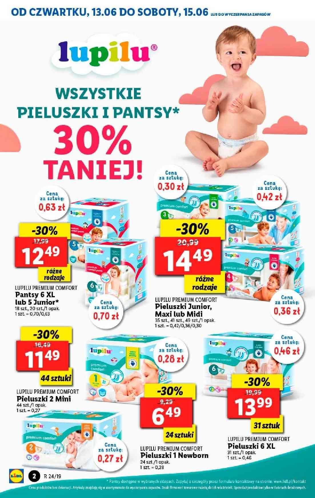 Gazetka promocyjna Lidl do 16/06/2019 str.2