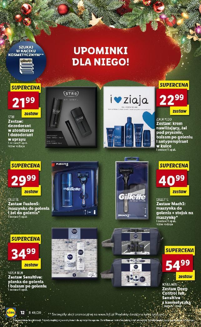 Gazetka promocyjna Lidl do 24/12/2020 str.12
