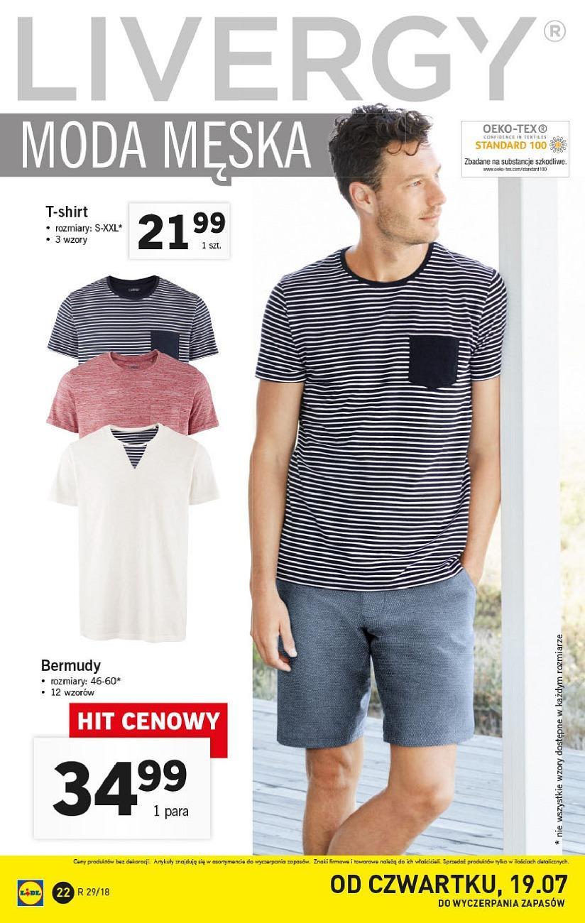 Gazetka promocyjna Lidl do 21/07/2018 str.22