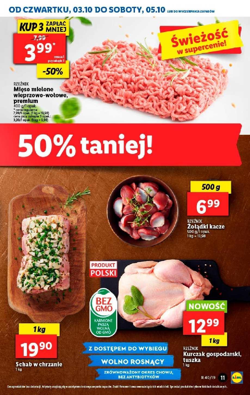 Gazetka promocyjna Lidl do 05/10/2019 str.10
