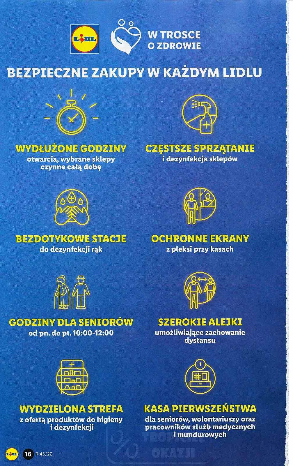 Gazetka promocyjna Lidl do 07/11/2020 str.16