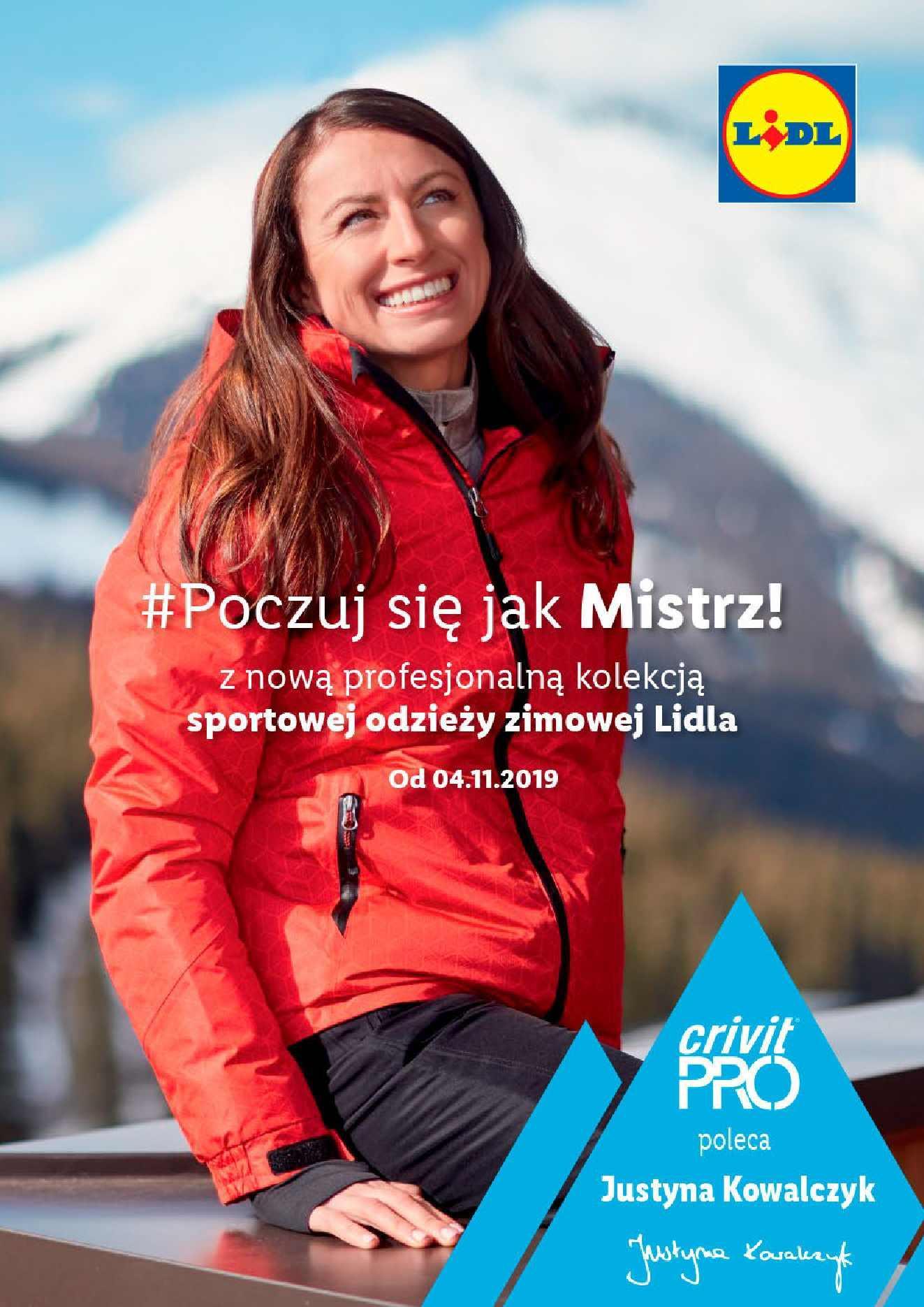 Gazetka promocyjna Lidl do 31/12/2019 str.1