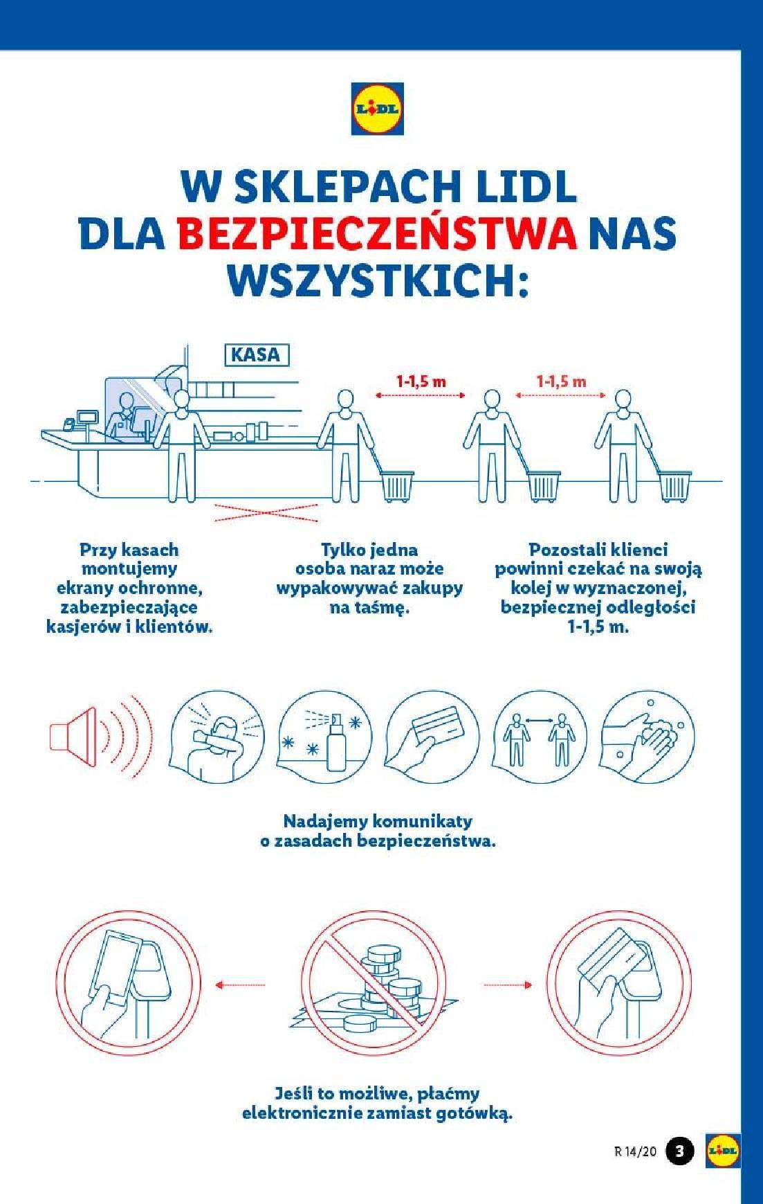 Gazetka promocyjna Lidl do 01/04/2020 str.3