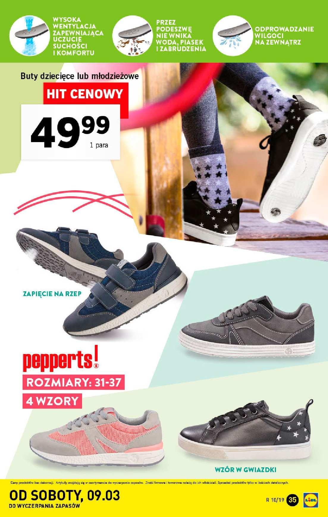 Gazetka Promocyjna I Reklamowa Lidl Katalog 4 03 2019 Od 04 03 2019 Do 09 03 2019 S 35