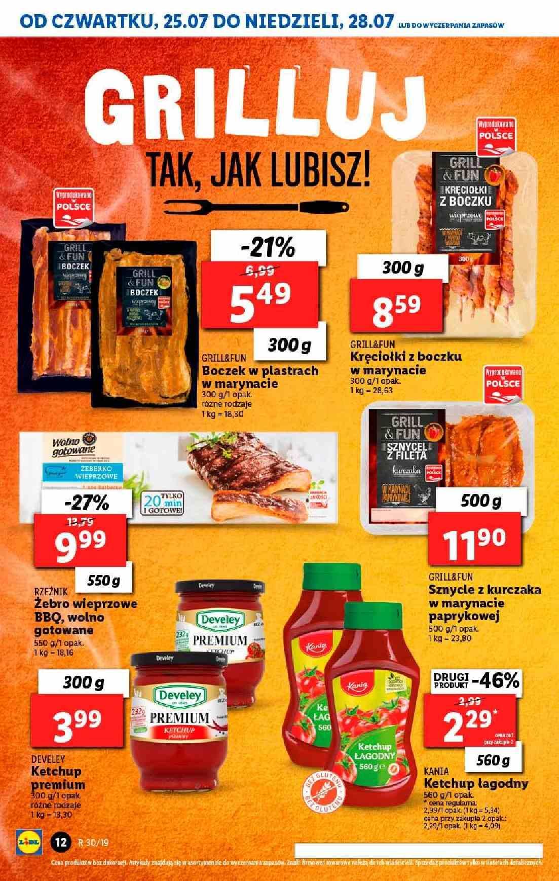 Gazetka promocyjna Lidl do 28/07/2019 str.12
