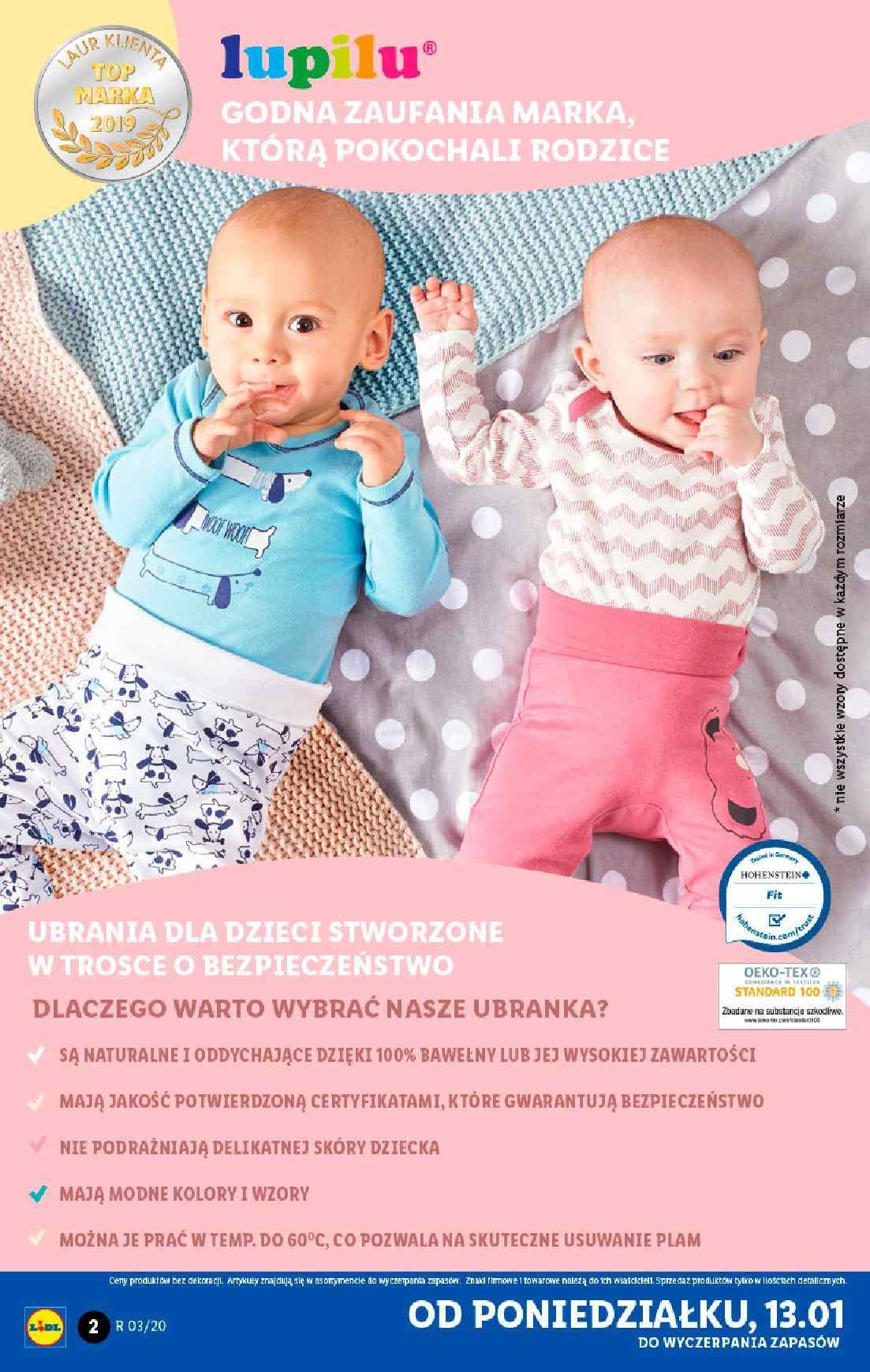Gazetka promocyjna Lidl do 18/01/2020 str.2