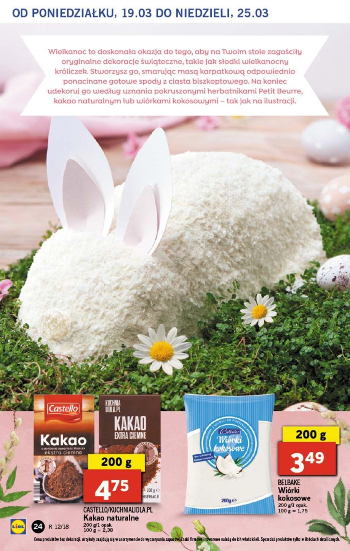 Gazetka promocyjna Lidl do 21/03/2018 str.23