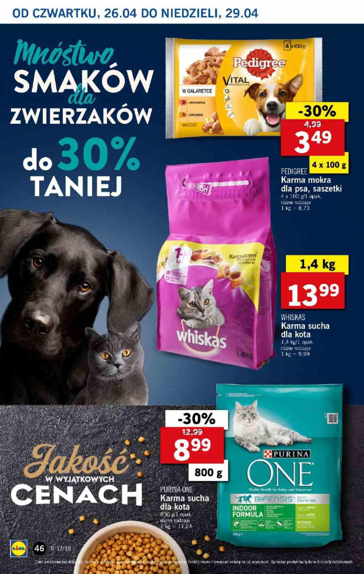 Gazetka promocyjna Lidl do 29/04/2018 str.45