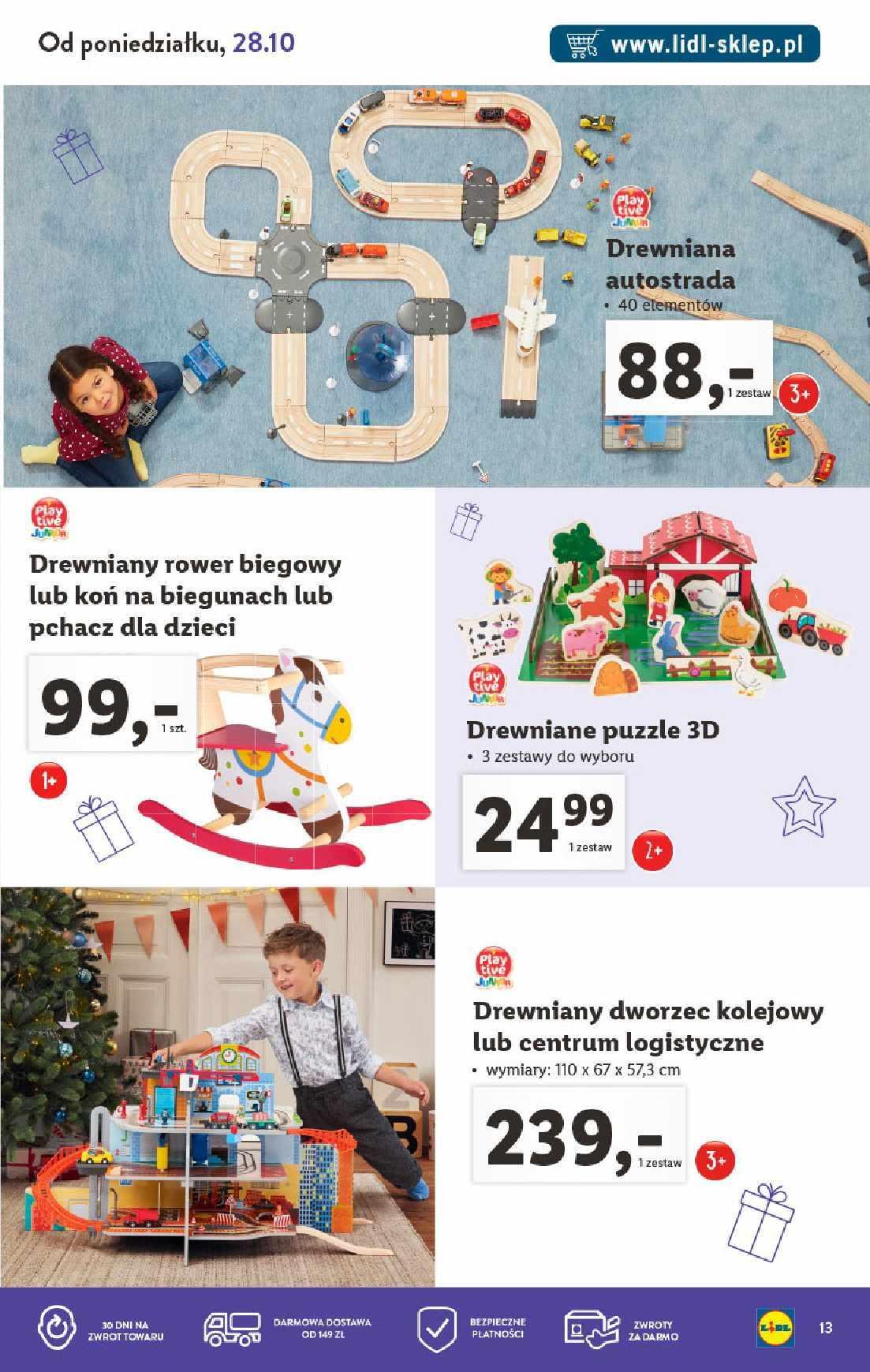 Gazetka promocyjna Lidl do 31/12/2019 str.13