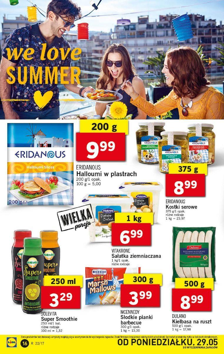 Gazetka promocyjna Lidl do 31/05/2017 str.15