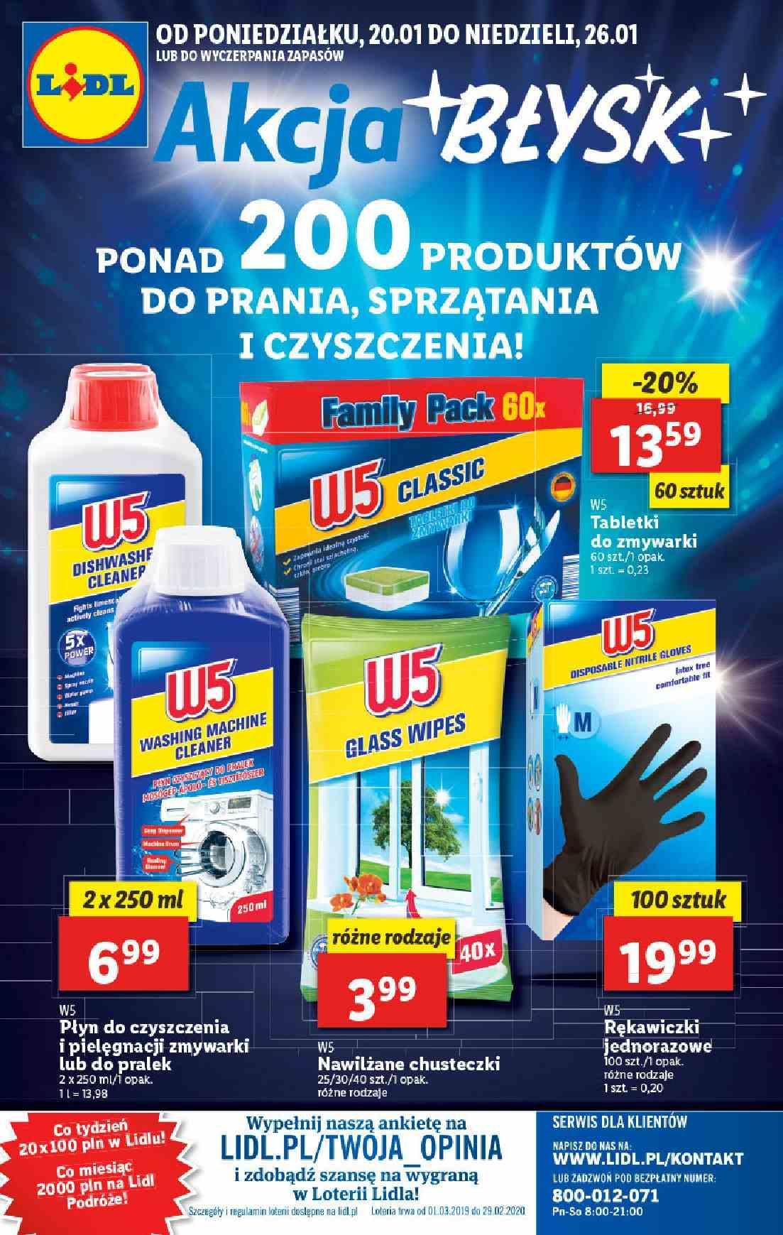 Gazetka promocyjna Lidl do 26/01/2020 str.40