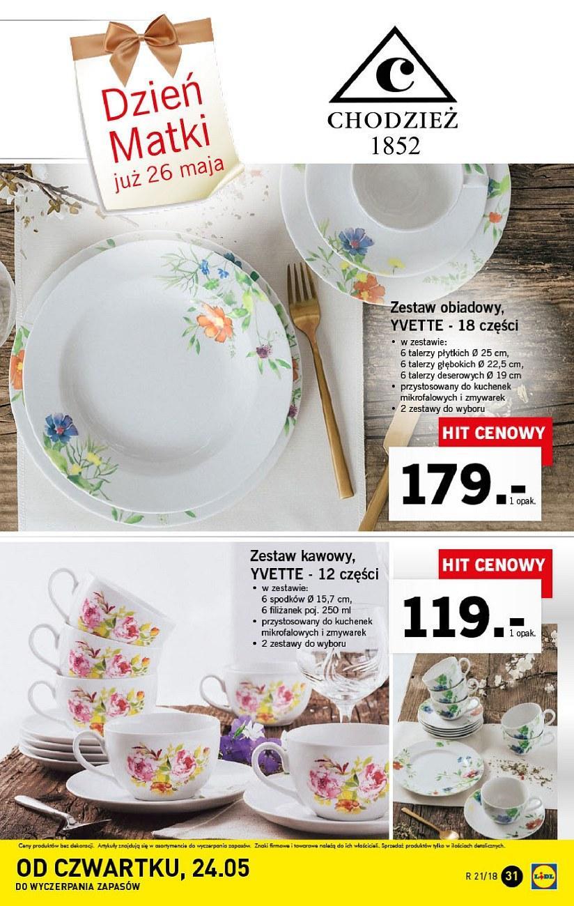 Gazetka promocyjna Lidl do 27/05/2018 str.30