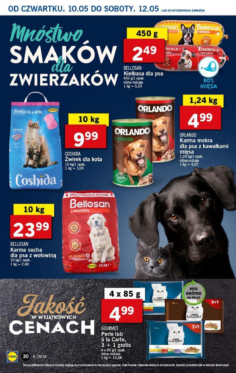 Gazetka promocyjna Lidl do 12/05/2018 str.29