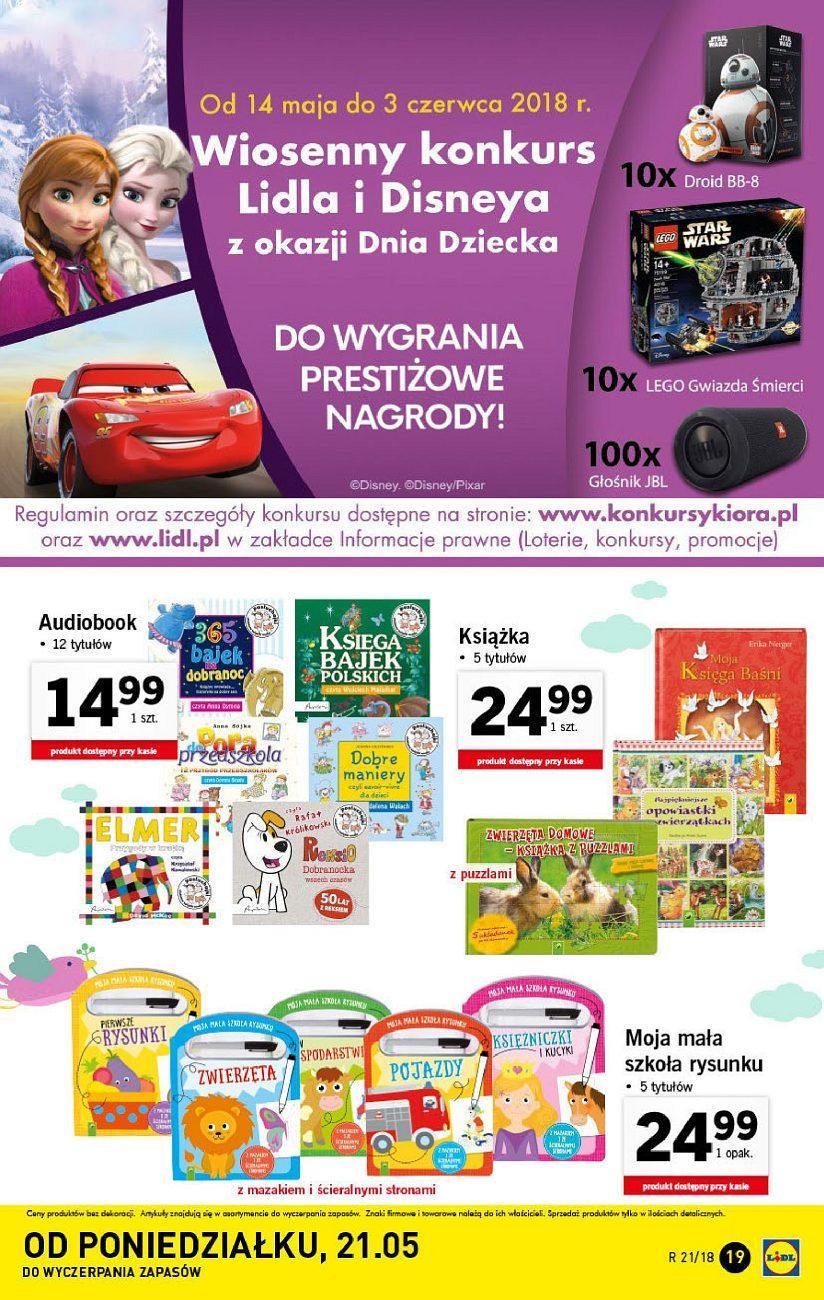 Gazetka promocyjna Lidl do 27/05/2018 str.18