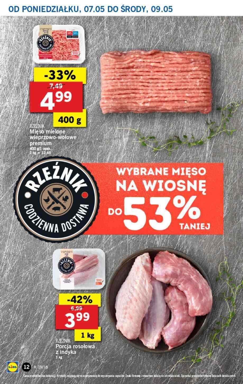 Gazetka promocyjna Lidl do 09/05/2018 str.11