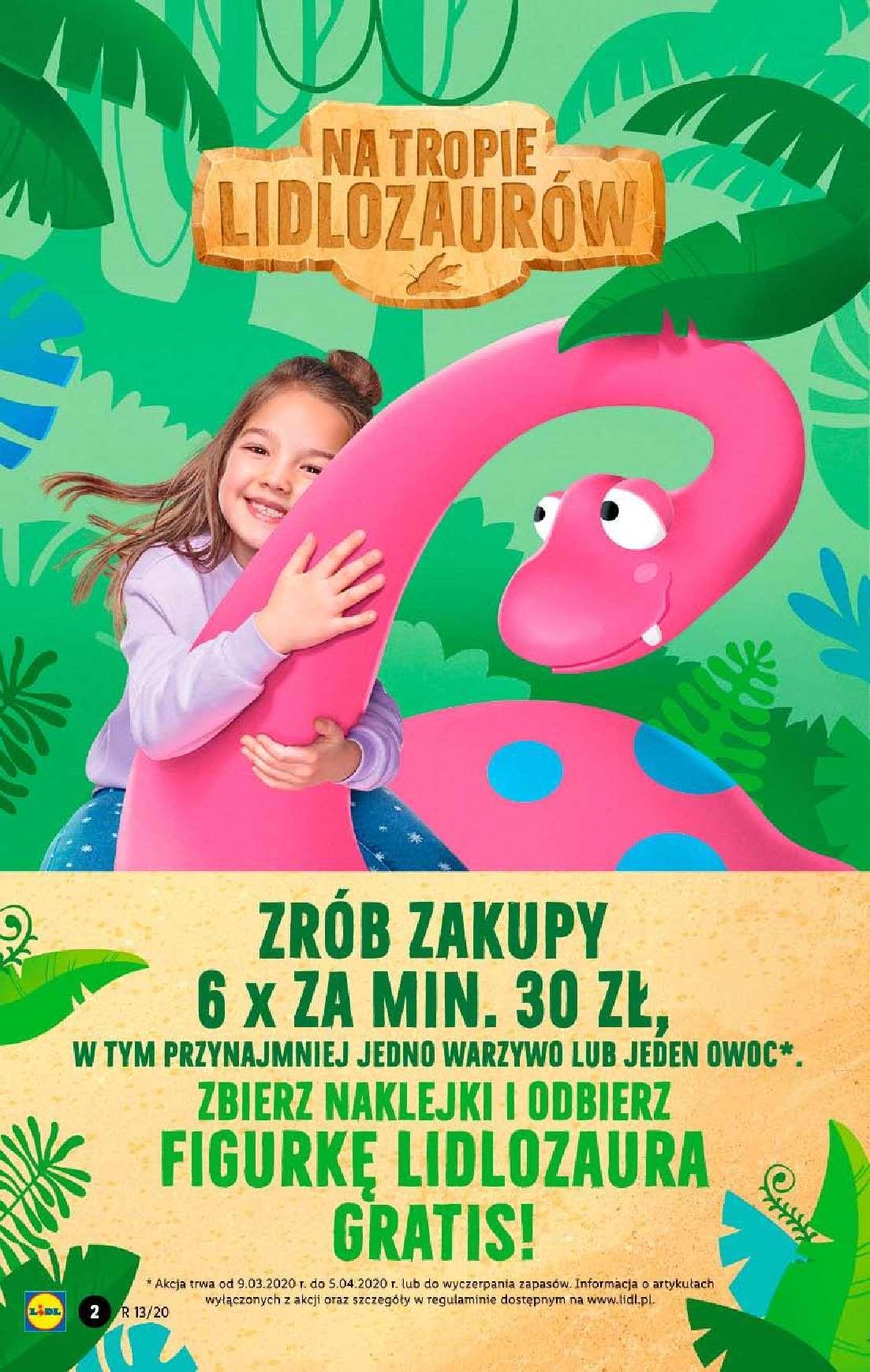 Gazetka promocyjna Lidl do 28/03/2020 str.2