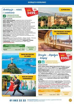 Katalog podróże