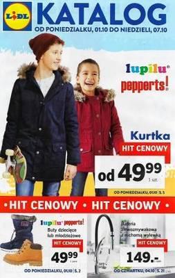 Lidl gazetka - od 01/10/2018 do 07/10/2018