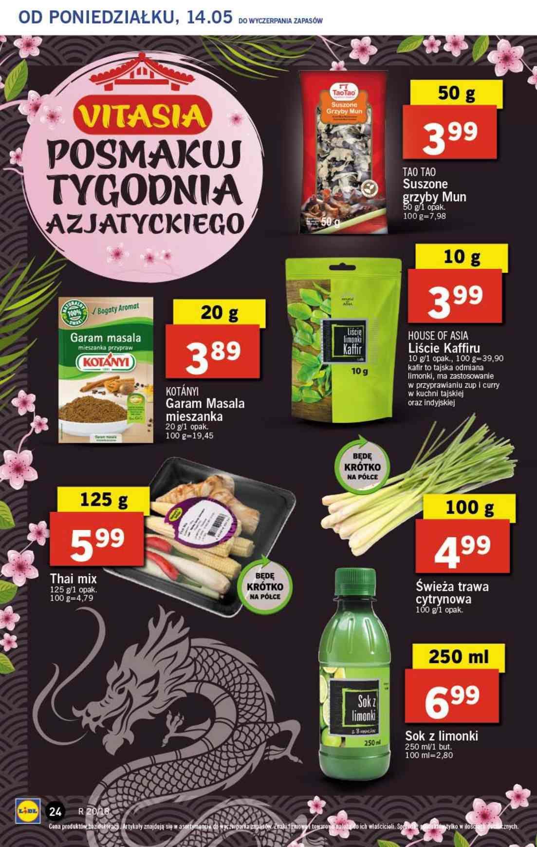 Gazetka promocyjna Lidl do 16/05/2018 str.23