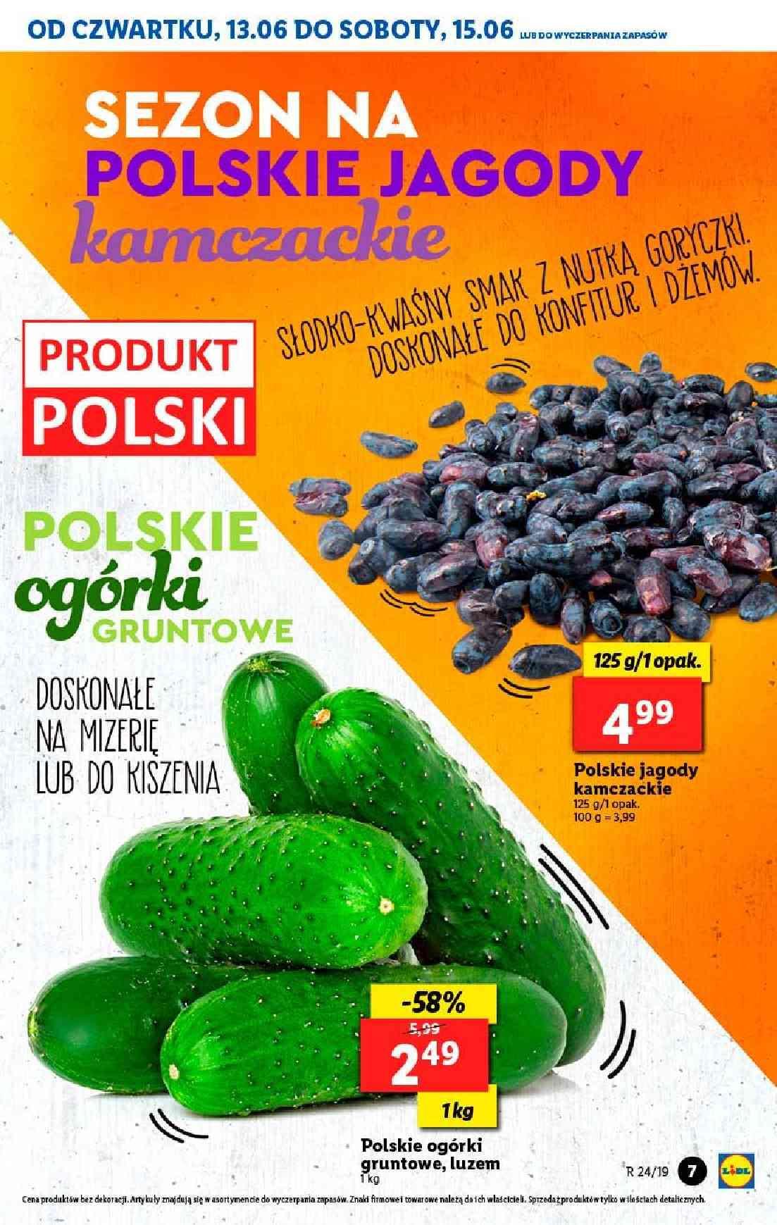 Gazetka promocyjna Lidl do 16/06/2019 str.7