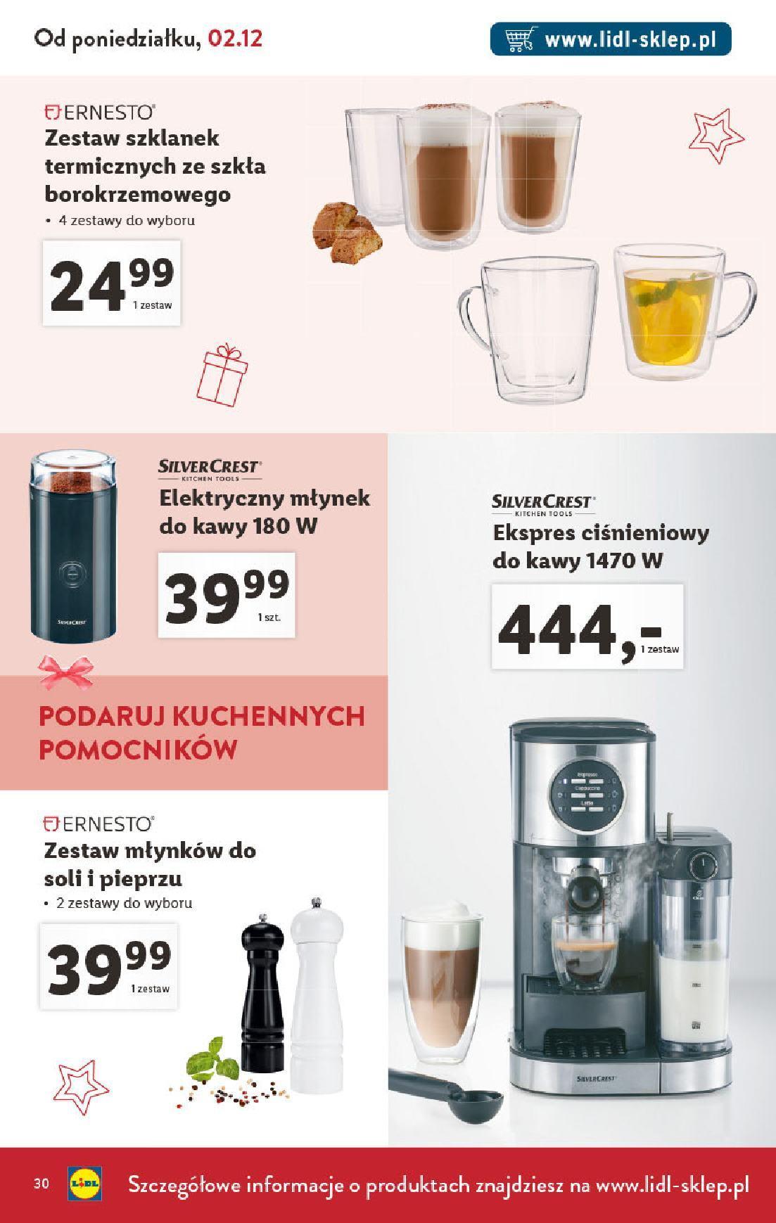 Gazetka promocyjna Lidl do 31/12/2019 str.30