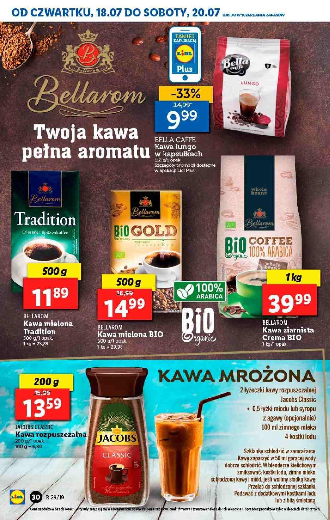 Gazetka promocyjna Lidl do 20/07/2019 str.30