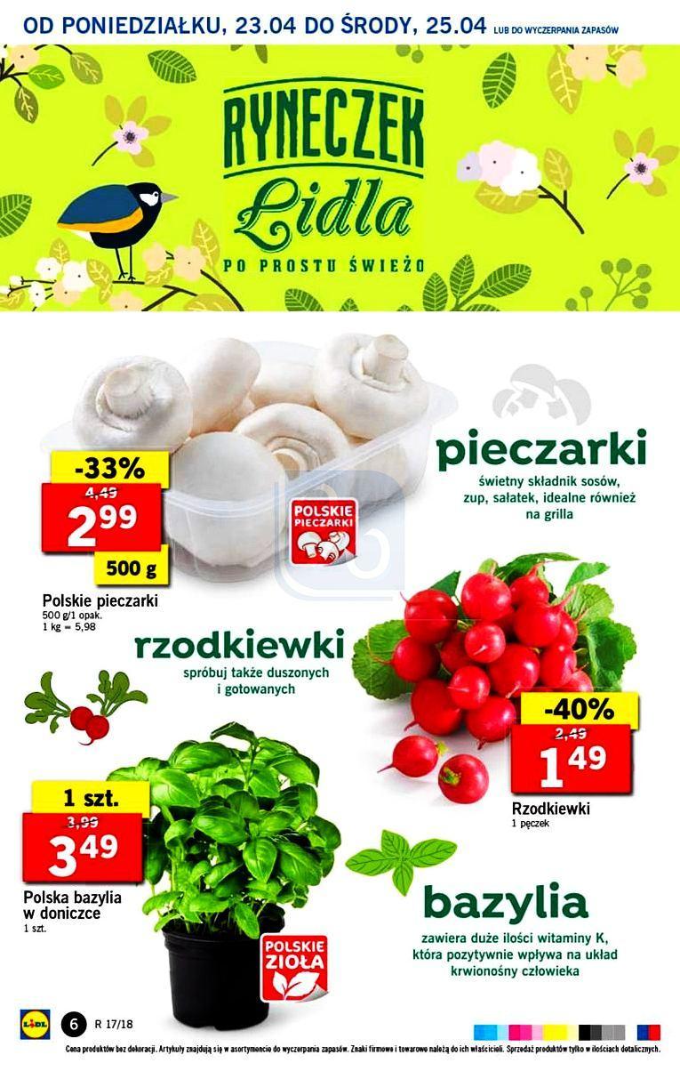 Gazetka promocyjna Lidl do 25/04/2018 str.5