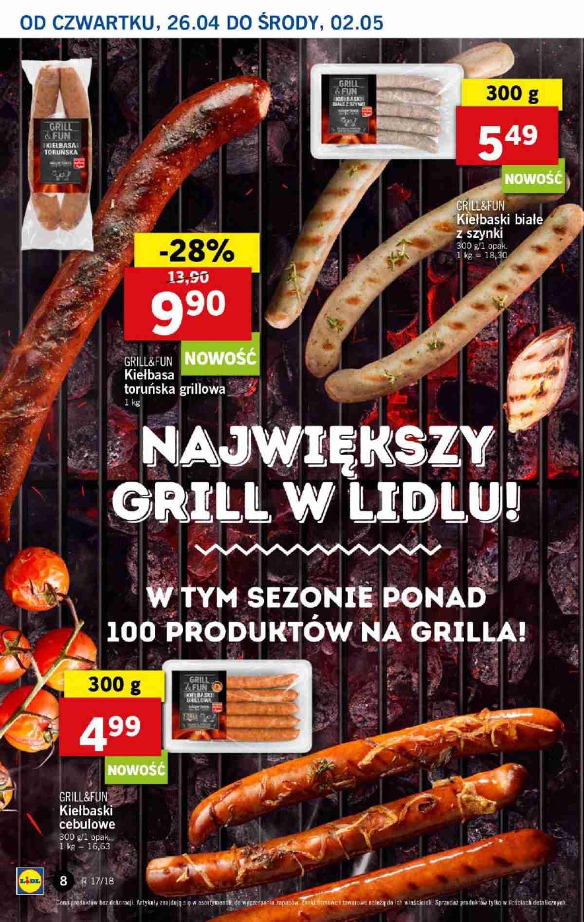 Gazetka promocyjna Lidl do 29/04/2018 str.7
