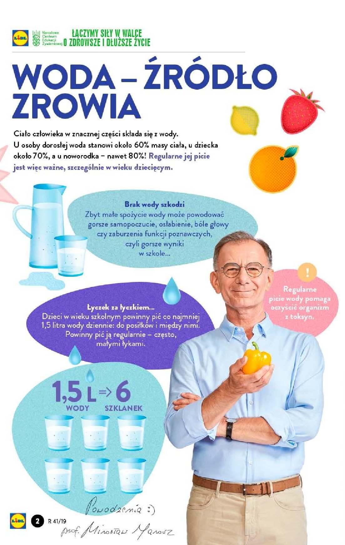Gazetka promocyjna Lidl do 12/10/2019 str.2
