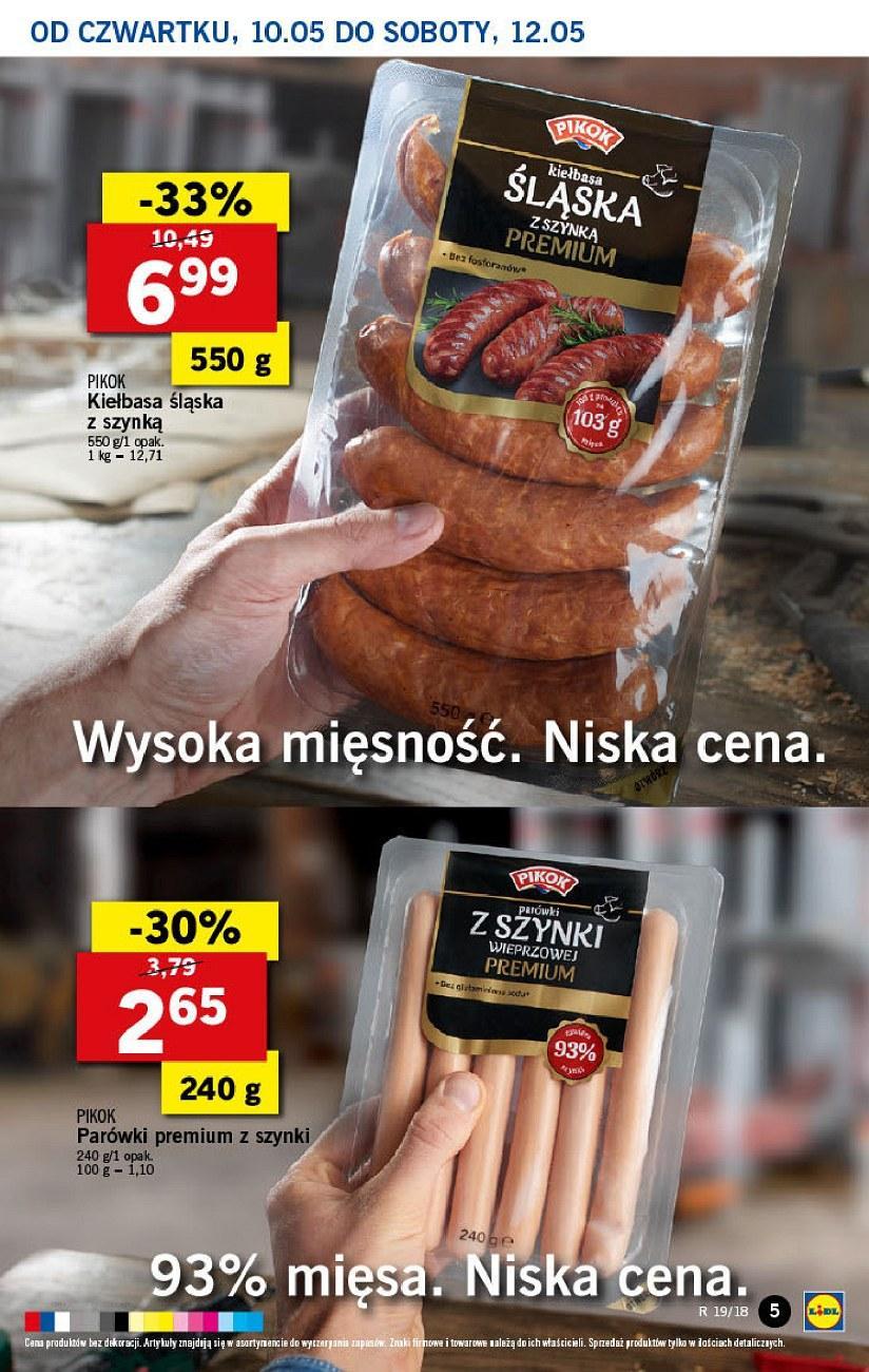 Gazetka promocyjna Lidl do 12/05/2018 str.4