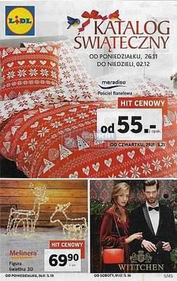 Lidl gazetka - od 26/11/2018 do 02/12/2018