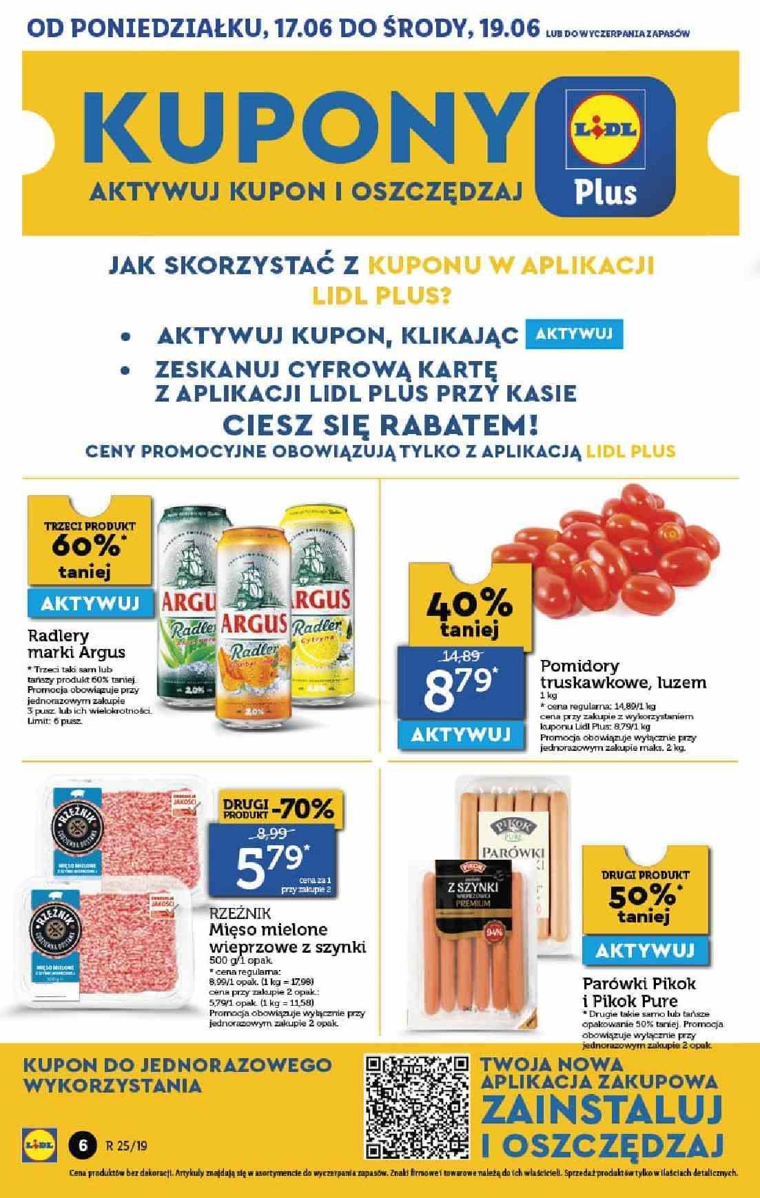 Gazetka promocyjna Lidl do 26/06/2019 str.6