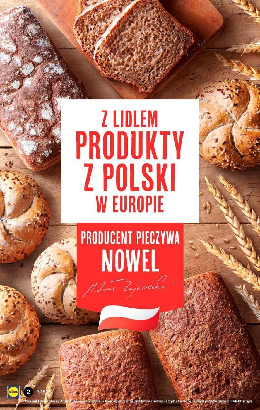 Gazetka promocyjna Lidl do 19/09/2018 str.2