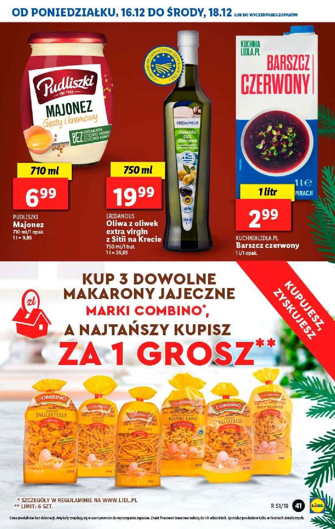 Gazetka promocyjna Lidl do 18/12/2019 str.41