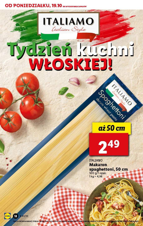 Gazetka promocyjna Lidl do 21/10/2020 str.18