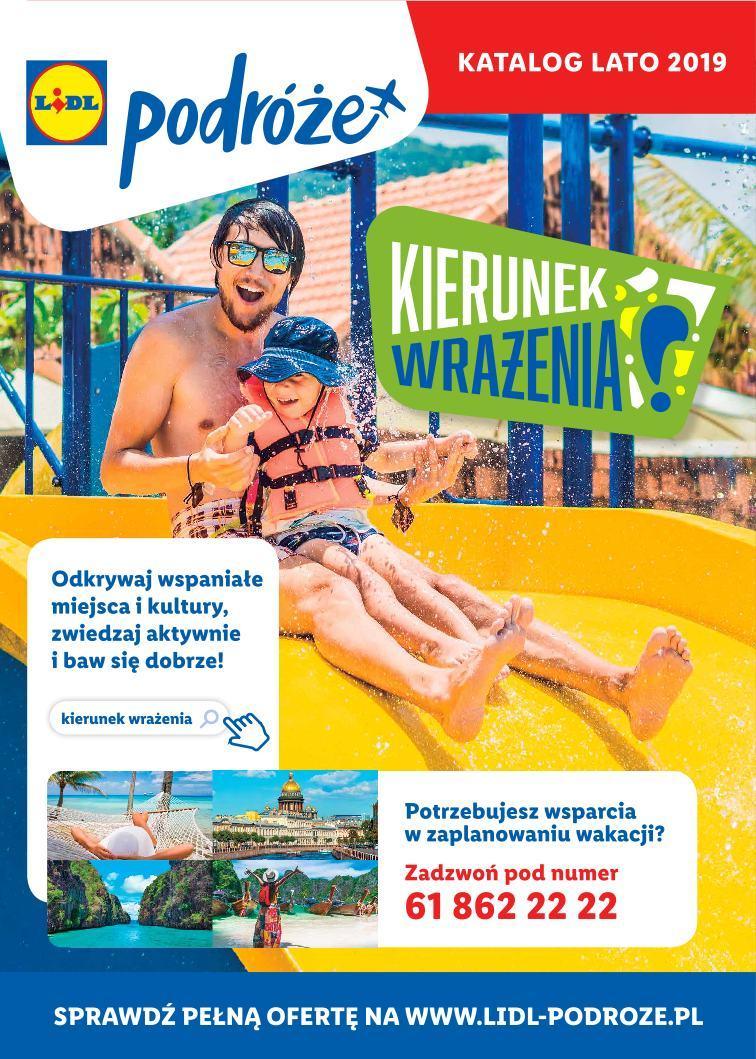 Gazetka promocyjna Lidl do 22/07/2019 str.1