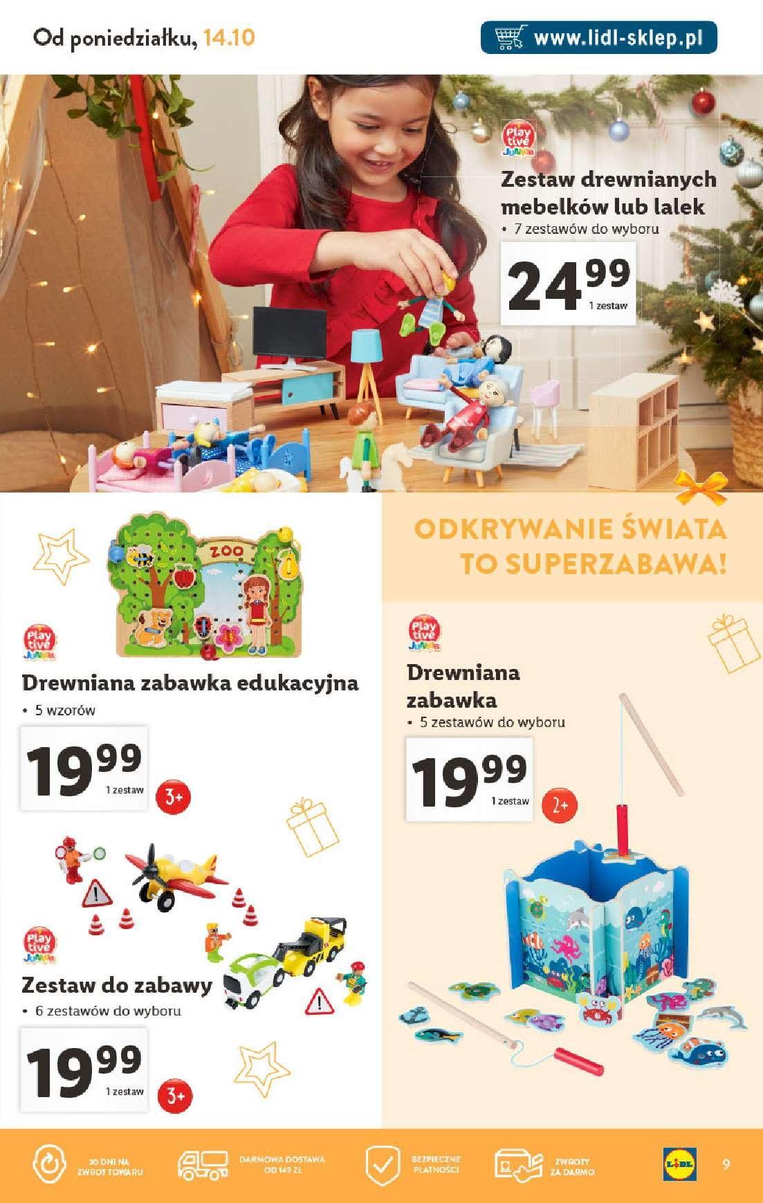 Gazetka promocyjna Lidl do 31/12/2019 str.9