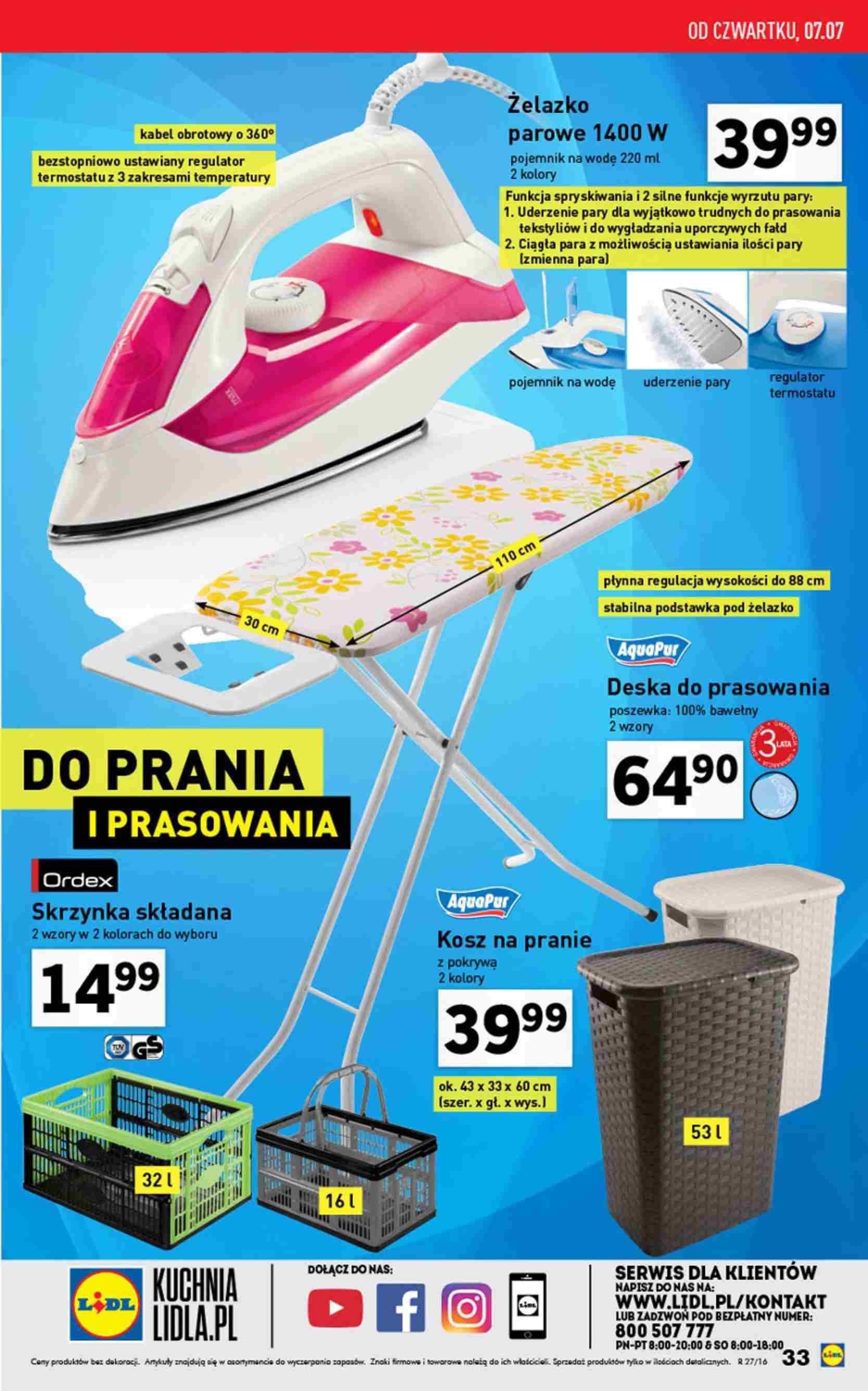 Gazetka Promocyjna I Reklamowa Lidl Lidl Oferta Przemysłowa Od