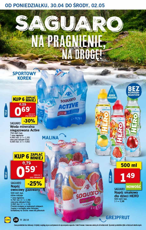 Gazetka promocyjna Lidl do 02/05/2018 str.27