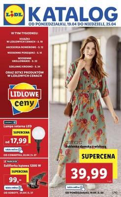 Lidl katalog 19.04